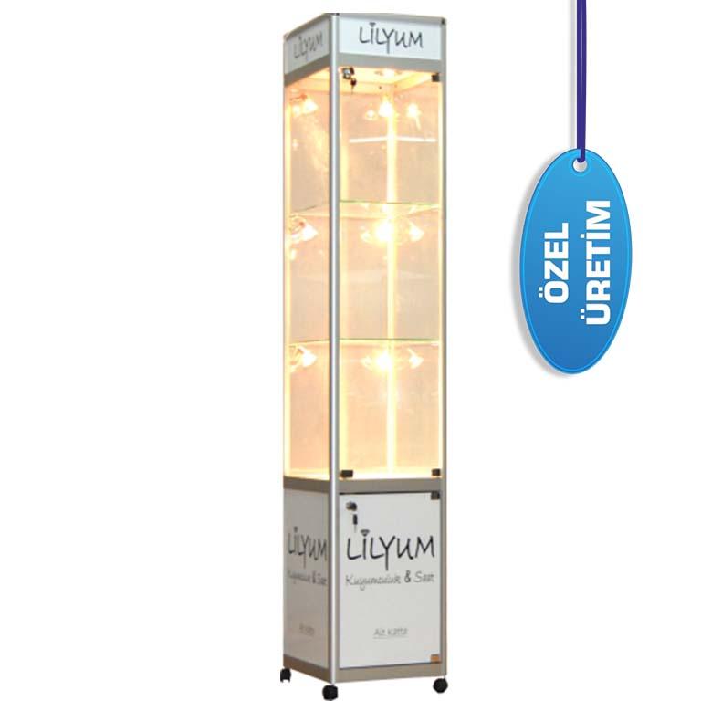 Özel Üretim Dolap Model Lilyum